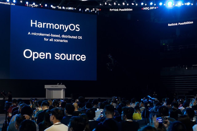 HarmonyOS will be open source in the coming year