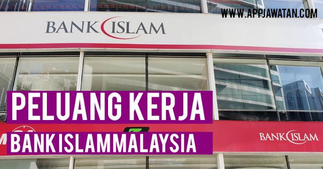 Jawatan Kosong di Bank Islam Malaysia Berhad (BIMB)
