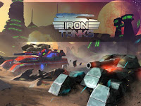 Download Game Iron Tanks: Online Battle Apk v2.54 [DATA OBB] + Mod Money Version