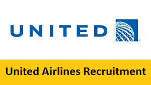 United Airlines Recruitment 2017-2018