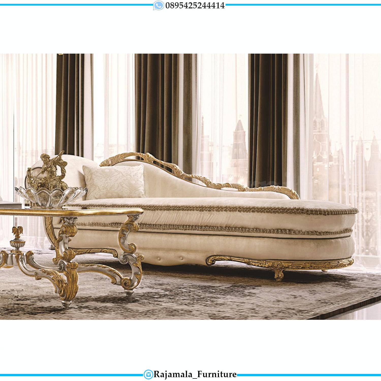 Sofa Santai Mewah Jepara Harga Terjangkau Luxury Carving RM-0026