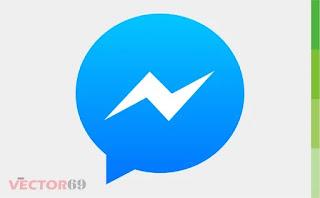 Logo Facebook Messenger - Download Vector File CDR (CorelDraw)