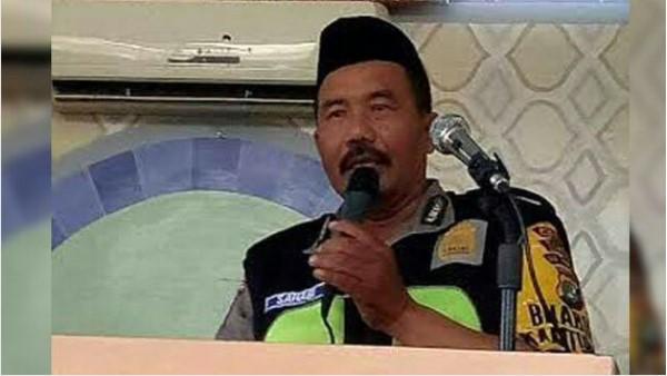 Polisi Ini Meninggal Saat Beri Kultum Ramadhan