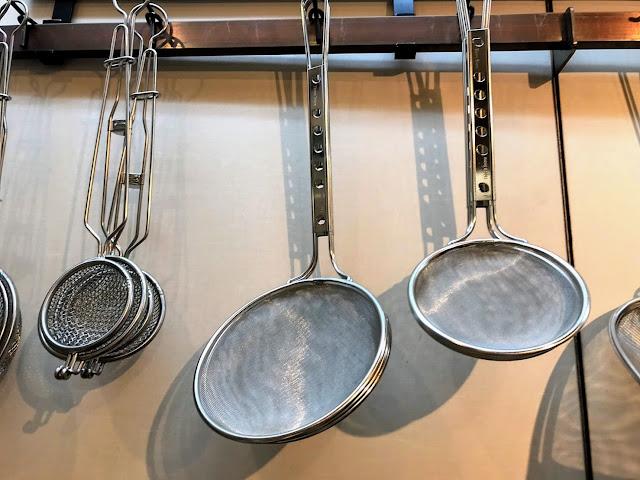 「有次」で購入した調理器具の小物類