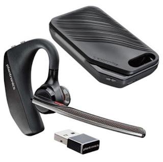 headser bluetooth terbaik Plantronics Voyager 5200