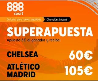 888sport superapuesta Chelsea VS Atletico 17-3-2021