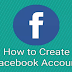Create New Facebook Account now