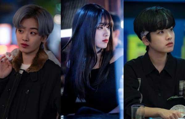 Film baru pemeran ma hyun yi, itaewon class - Lee Joo-young