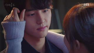 Sinopsis Temperature of Love Episode 28