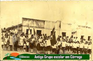 NOSSA HISTÓRIA - O Distrito de Córrego de São Mateus