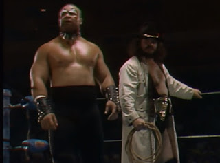 NWA Great American Bash 1986 (Greensboro, July 26th) - The Barbarian and Black Bart