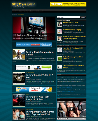 Golite Free WordPress Theme