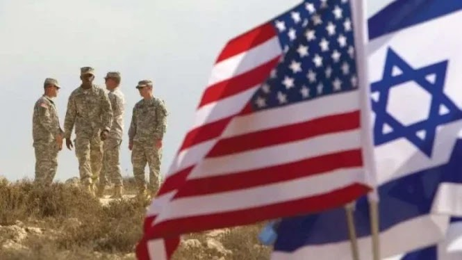 Wow! Ternyata Segini Bantuan Dana AS untuk Israel Tiap Tahunnya