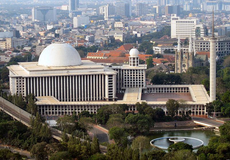 Sejarah Seni Budaya Sejarah Singkat Masjid Istiqlal Jakarta