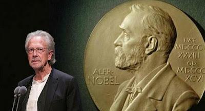 Nobel'e sesleniş