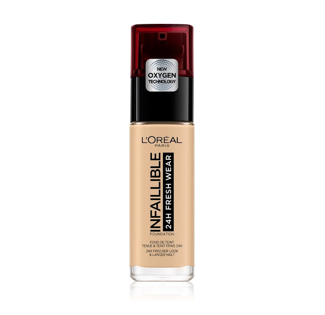 loreal infaillible puder