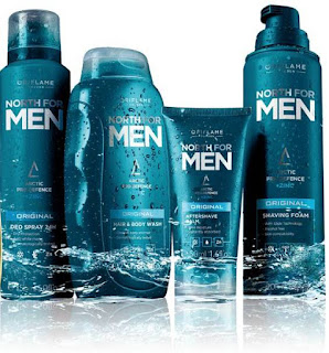 North For Men Oriflame