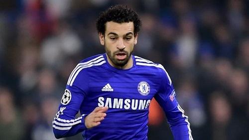 Salah không có được sự thành công trong màu áo CLB Chelsea