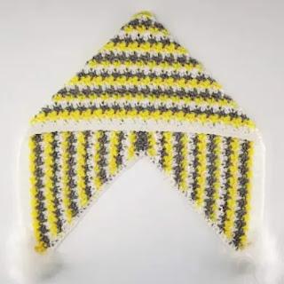Capucha a Crochet