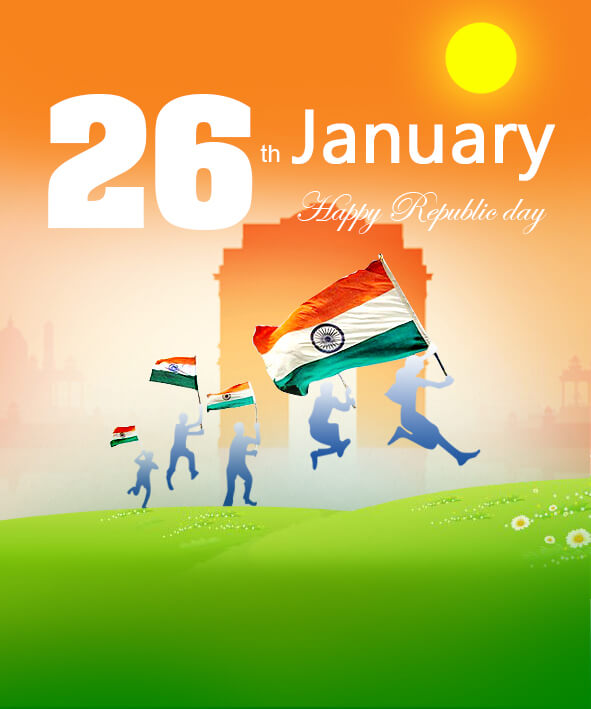 Republic day greeting cards eventom happy new year 2017 republic day greeting cards latest m4hsunfo