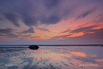 Cape Cod sunset beach photography