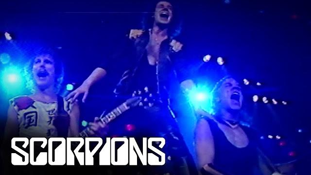 """Scorpions - """"The Zoo"""" (Rockpop In Concert)"""