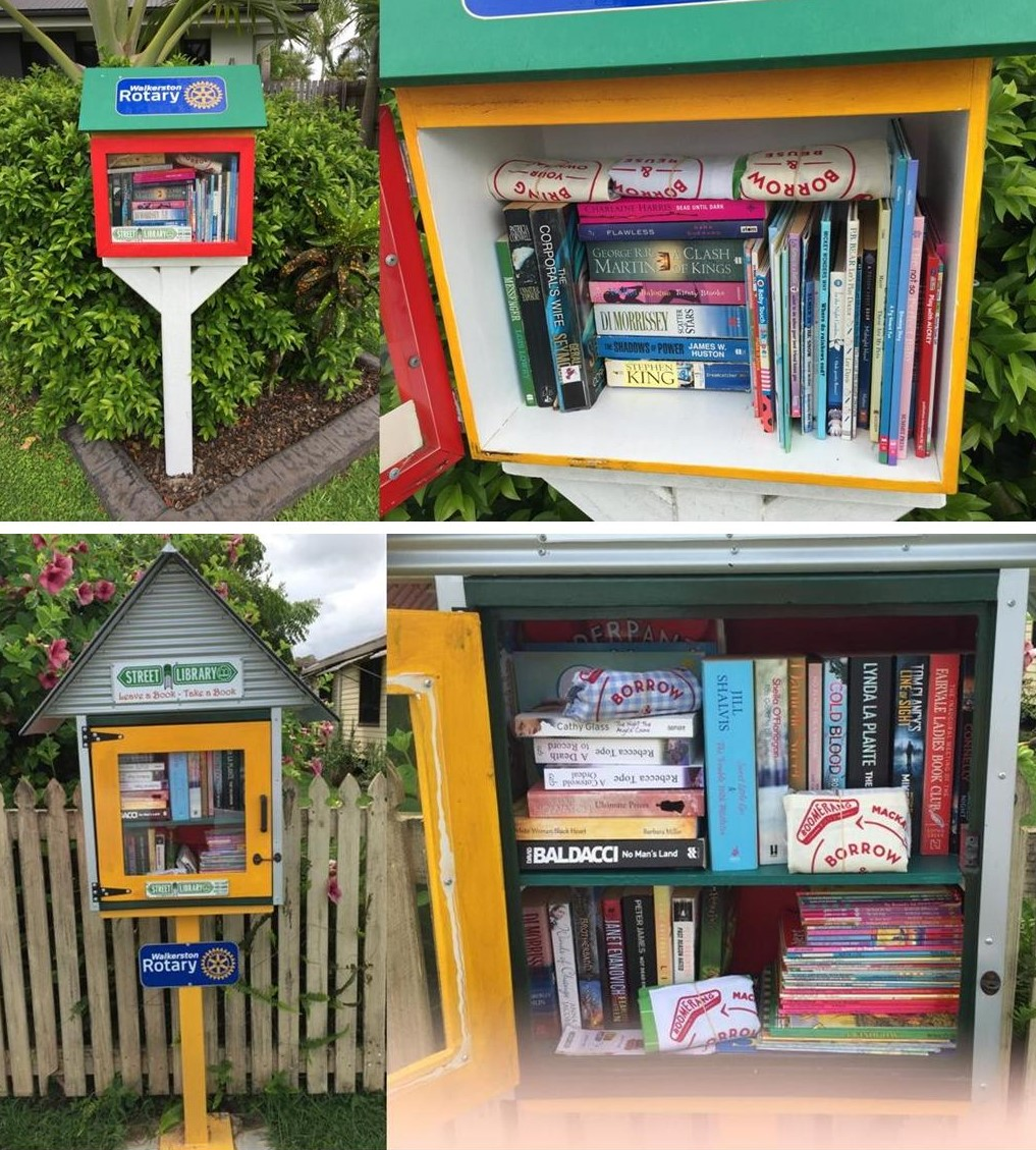 February 2020 ~ Little Street Libraries