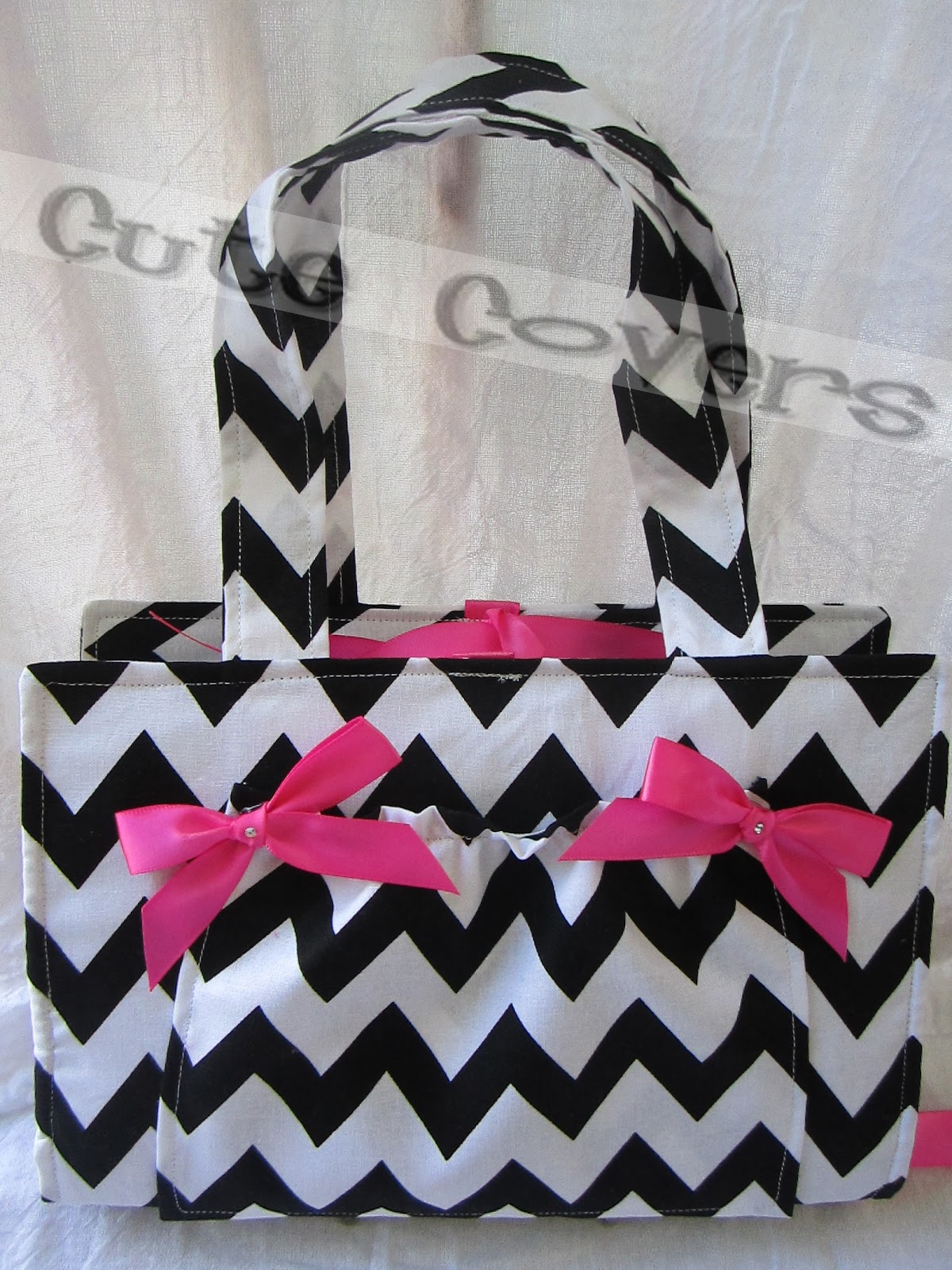 Cute Covers Another Cute Chevron Bible Cover Hot Pink