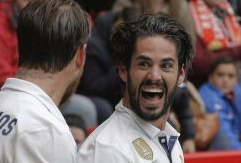 Ramos: Isco is talented, Zidane praises him