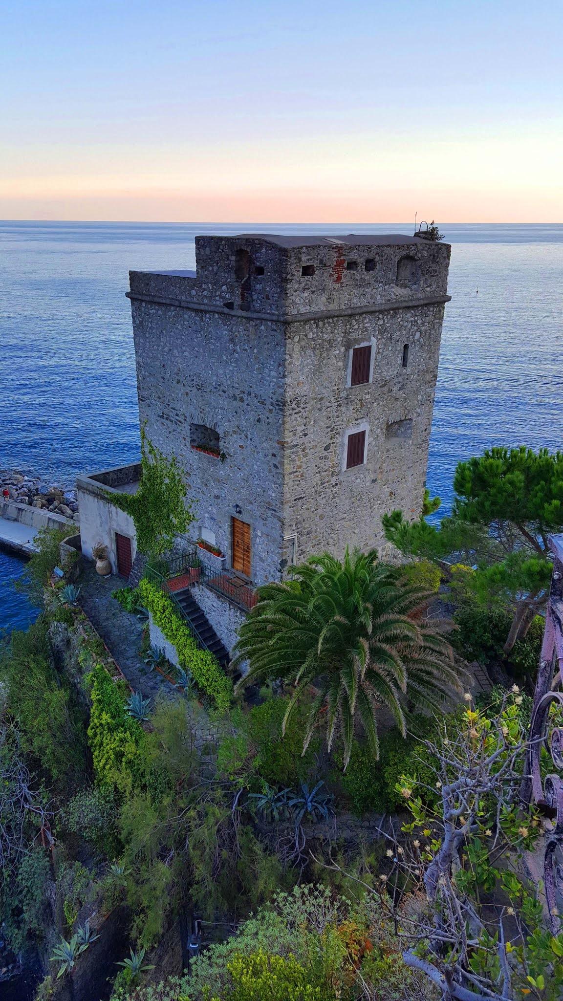 Torre Aurora, Monterosso em Cinque Terre, Itália