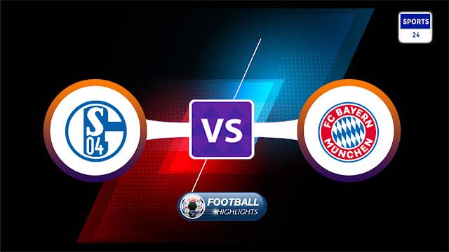 Schalke 04 vs Bayern München – Highlights