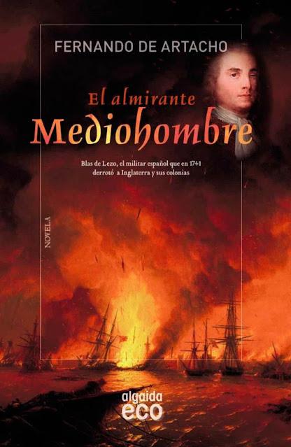El almirante Mediohombre, de Fernando de Artacho