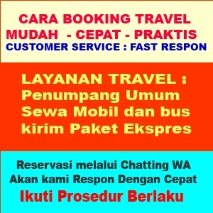 INFO BOOKING TRAVEL