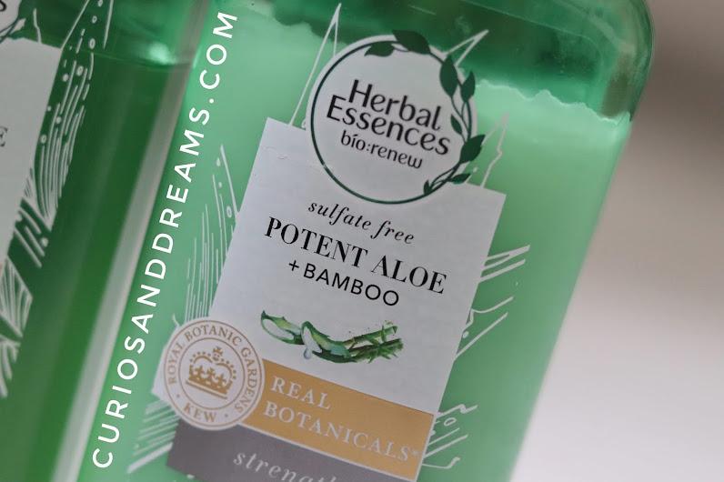 Herbal Essences Aloe + Bamboo Conditioner, Herbal Essences Aloe + Bamboo conditoner review, Herbal Essences india, Herbal Essences conditioner review