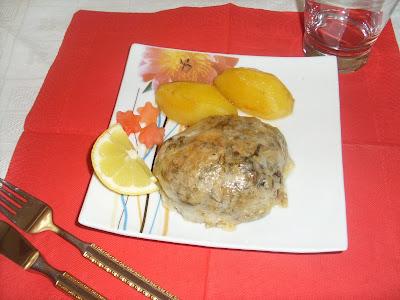 Πάσχαλινό παραδοσιακό φαγητό Θράκης,τζιγεροσαρμάς