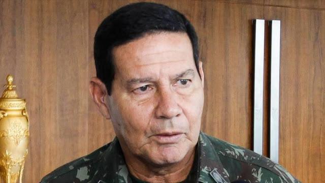 General brasileño advierte que militares podrían tomar el poder