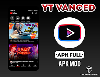 YouTube v14.21.54 Final No Root + Black Theme [Latest]