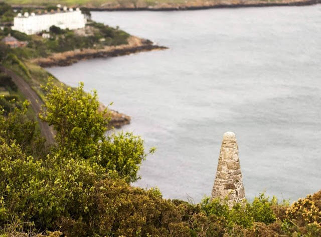 Bray to Greystones and More: Walk to Killiney Hill for views of the Irish Sea along the South Dublin Coast