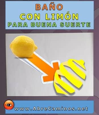 Cómo hacer un Baño de Limpieza con Limón para Suerte