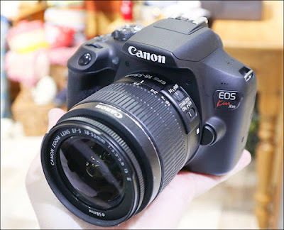 Canon EOS Kiss X90 DSLR Firmware Latest Driverをダウンロード