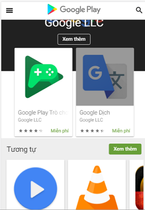 CH Play App