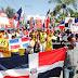 Marchan en Mao para que expulsen haitianos ilegales