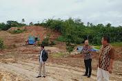 Komisi IV DPRD Lebak Sidak Lokasi Tambang Pasir Ilegal di Desa Tambakbaya