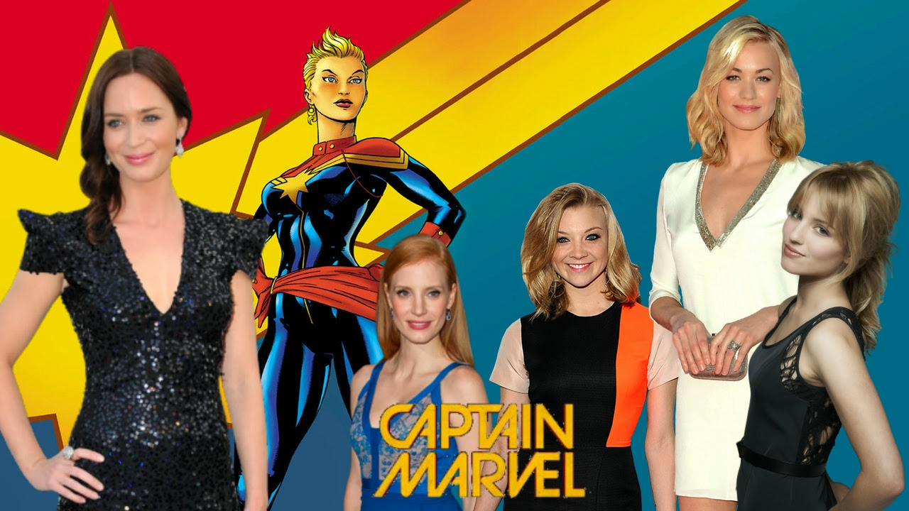 The Marvel MCU: 10 Actresses We Want to Play Carol Danvers