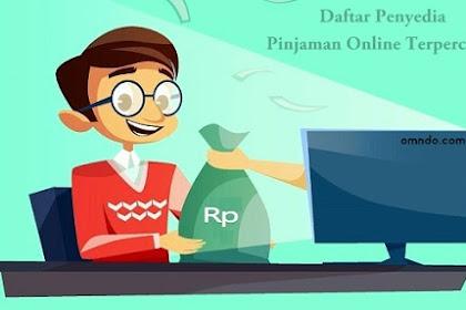 Daftar Penyedia Pinjaman Online Terpercaya