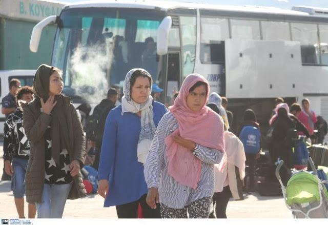 Frontex: Αύξηση 25% των λαθρομεταναστών στα νησιά τον Ιούλιο