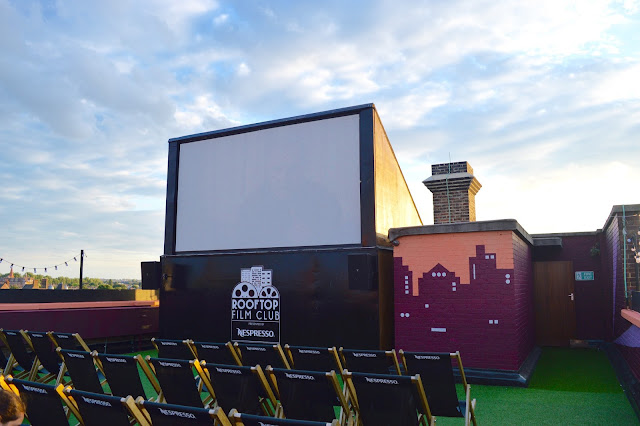 Rooftop Film Club with Nespresso