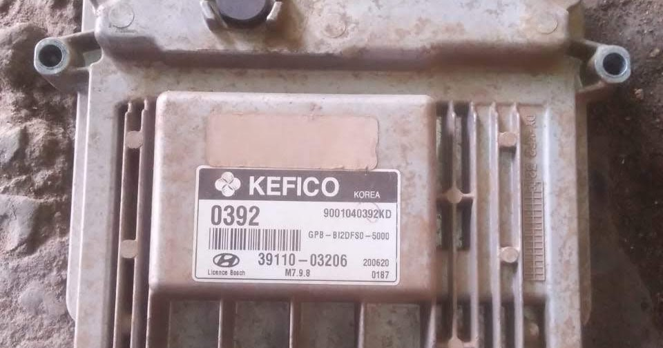 Kefico Ecu Wiring Diagram