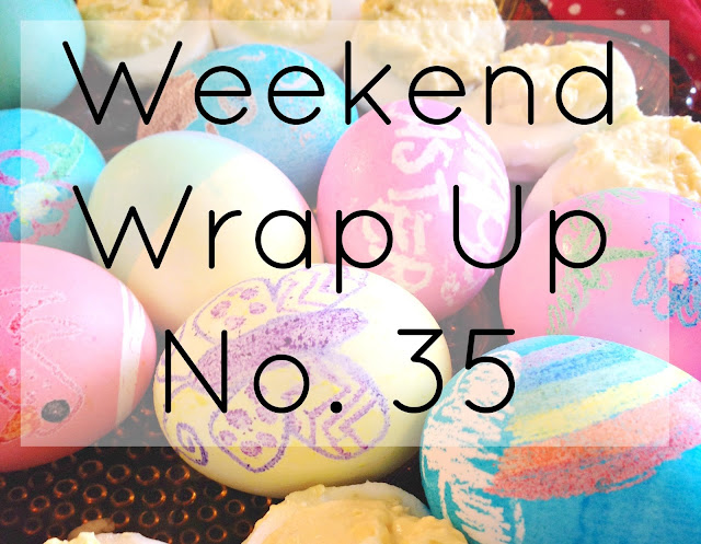 Weekend Wrap Up No. 35 from Courtney's Little Things