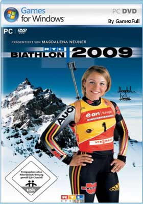 RTL Biathlon 2009 PC Full